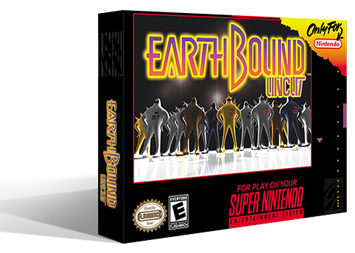 Earthbound Uncut Manual