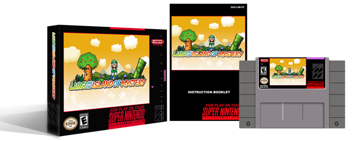 Luigi & the Island of Mystery Complete Box Set