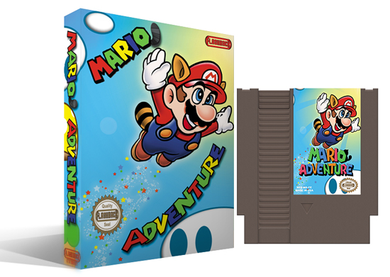 Mario Adventure Box - Click Image to Close