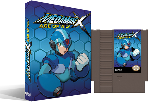Megaman X Box - Click Image to Close