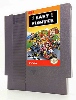 Kart Fighter - Click Image to Close