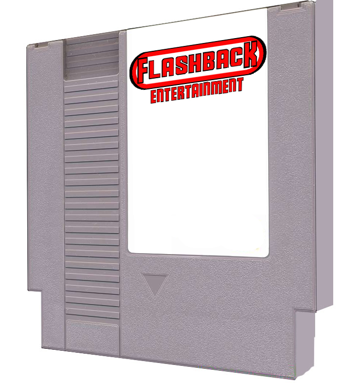Custom Nes Game Of Your Choice 5100 Flashback Entertainment