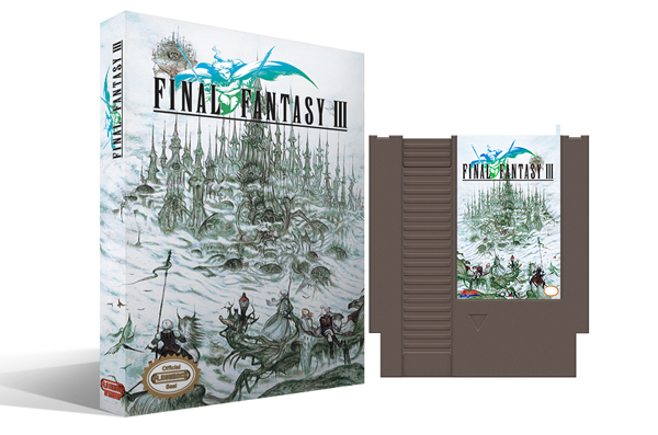 Final Fantasy 3 Complete Box Set - Click Image to Close