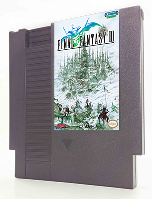 Final Fantasy III (3) - Click Image to Close