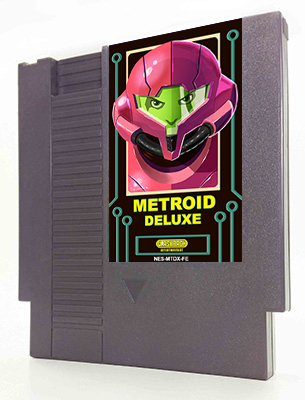 Metroid Deluxe - Click Image to Close