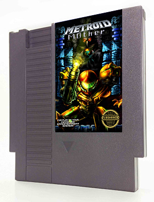 Metroid: Mother
