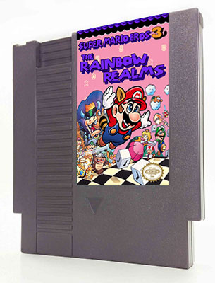 Super Mario Bros. 3 The Rainbow Realms