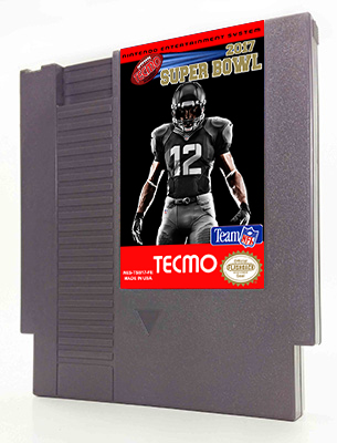 2017 Tecmo Super Bowl