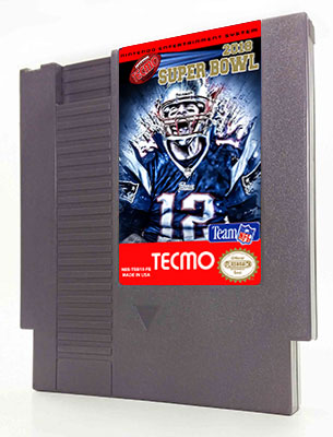 2018 Tecmo Super Bowl