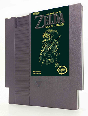 Legend of Zelda : Born of a Legend