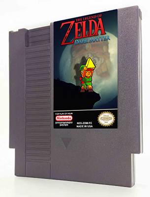 Legend of Zelda: Dark Matter