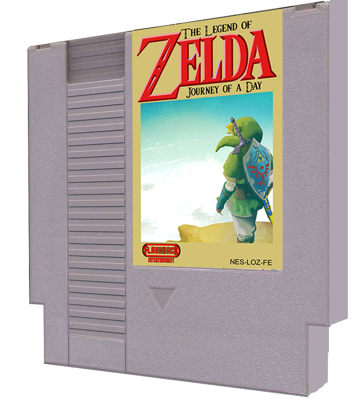 Legend of Zelda: Journey of A Day