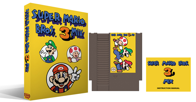Super Mario Bros. 3 Mix Complete Box Set - Click Image to Close