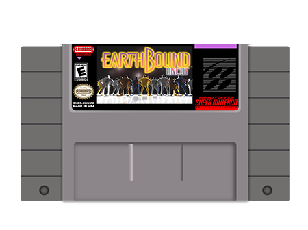Earthbound Uncut - Click Image to Close