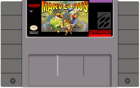 Marvelous : Another Treasure Island