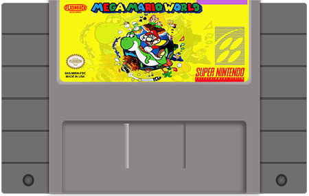 Mega Mario World - Click Image to Close
