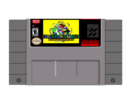 Super Mario World: Return to Dinosaur Land