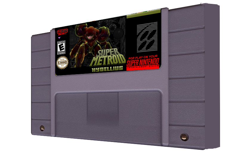Super Metroid : Hydellius