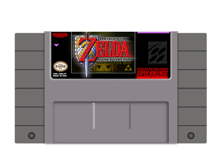 Legend of Zelda : A Link to the Past Master Quest