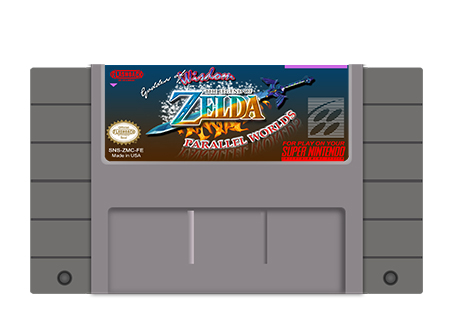 Zelda Parallel Worlds / Goddess of Wisdom Multicart