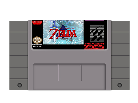 Zelda Parallel Worlds