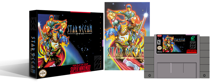 Star Ocean Complete Box Set