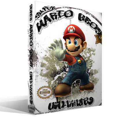 Super Mario Unlimited Box