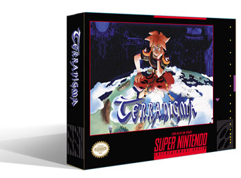 Terranigma Box