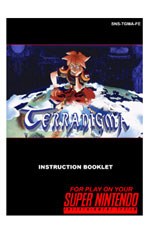 Terranigma Manual - Click Image to Close