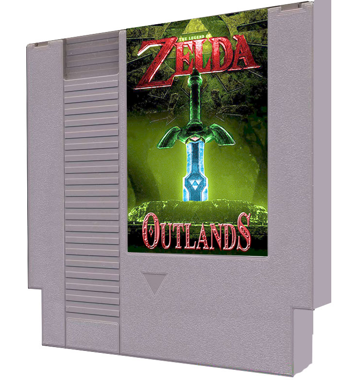 Zelda Outlands manual