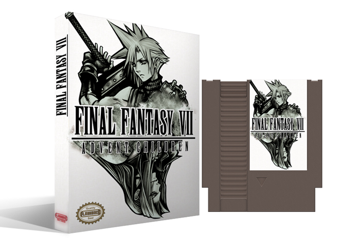 Final Fantasy 7 Complete Box Set