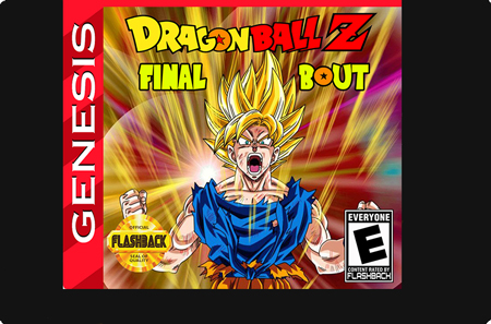 Dragonball Z: Final Bout