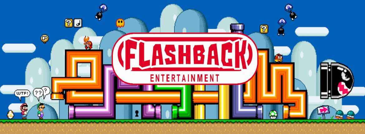 Flashback Entertainment!, Quality NES & SNES Reproduction