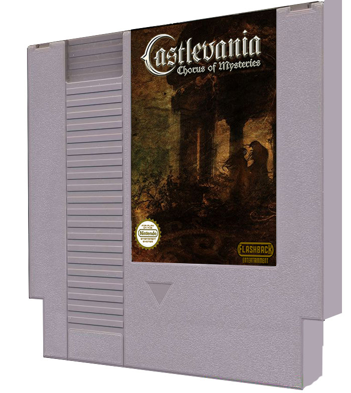 Castlevania Chorus of Mysteries