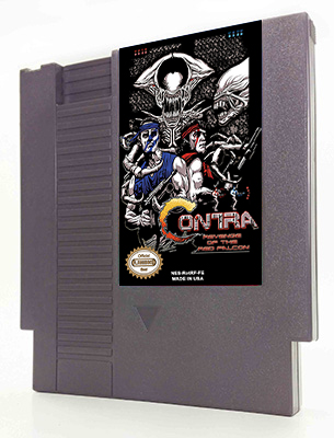 Contra: Revenge of the Red Falcon