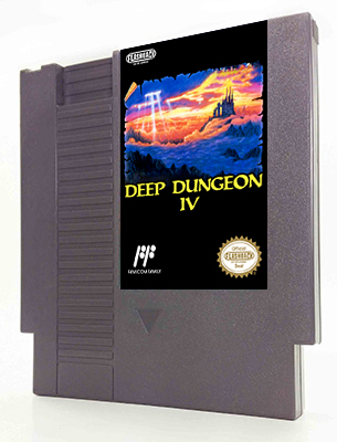 Deep Dungeon 4