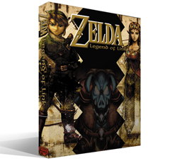 Zelda : Legend of Link Box