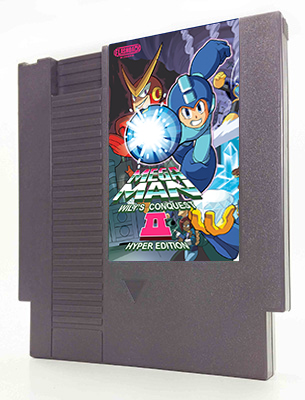 Mega Man Wily's Conquest 2