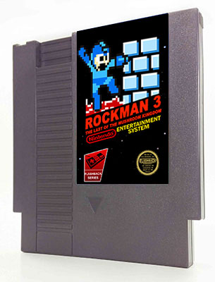 Rockman 3 The Last of the Mushroom Kingdom