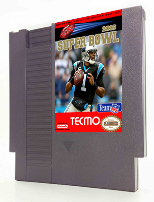 2016 Tecmo Super Bowl