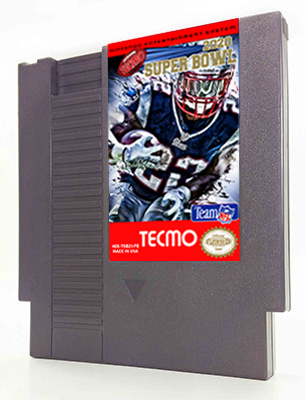 2020 Tecmo Super Bowl