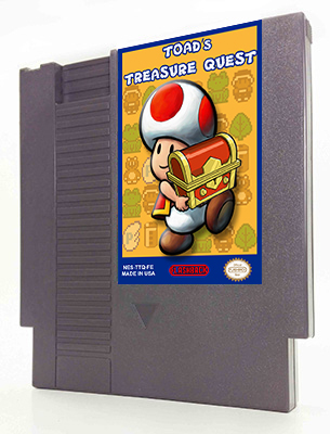 Toad's Treasure Quest
