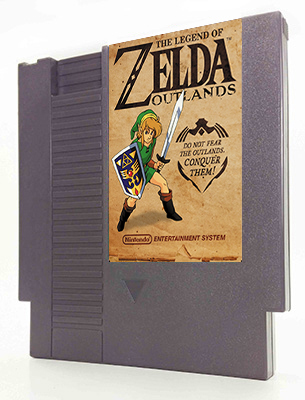 Legend of Zelda: Outlands