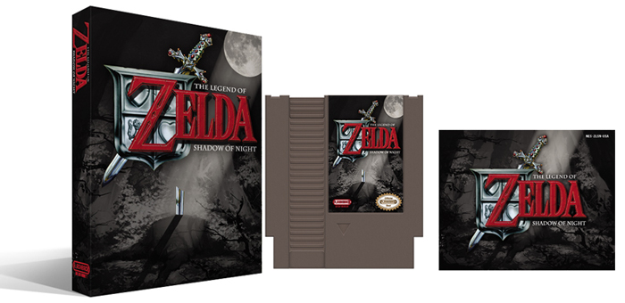 Legend of Zelda: Shadow of Night Box