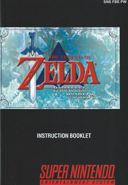 Zelda Parallel Worlds Manual