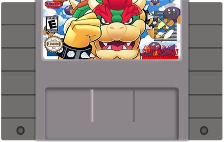 Bowser's Cataclysmic Trap - Click Image to Close