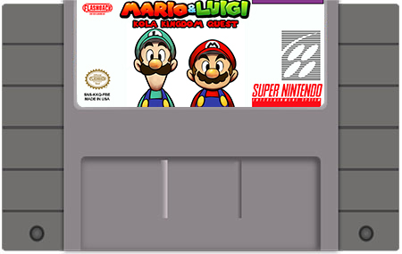 Mario & Luigi : Kola Kingdom Quest
