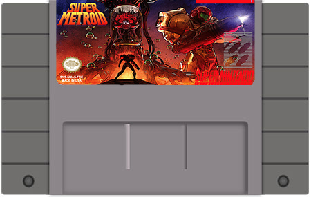 Super Metroid Ascent