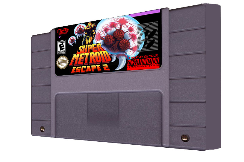 Super Metroid : Escape 2