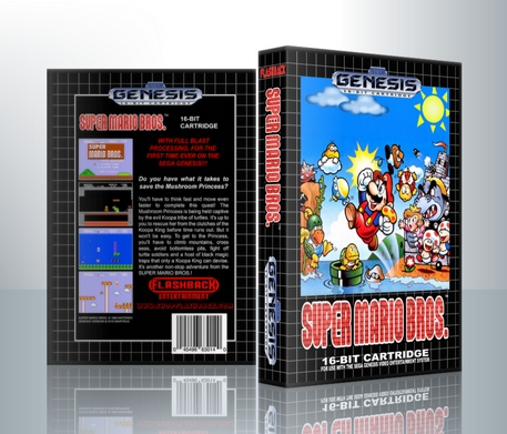 Super Mario Bros. Complete Box Set